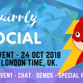Lansarea Oficiala Squirrly Social : Un An Intreg De Postari Pe Social Media… Intr-o Secunda